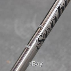 SEABORAD Reynolds 725 Steel Road Bike Frame Welding Fork 700C Classic Frameset
