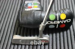 Scotty Cameron Newport Studio Style 303 34 with Cover and fork Used Excellent