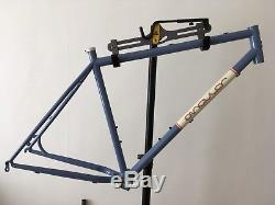 Singular Swift 29er Mountain Bike Frame XL and Fork