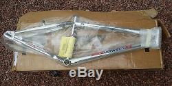 Skyway T/A TA 24 Cruiser Frame & Fork chrome Old school BMX New 432 of 500