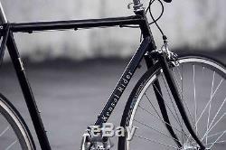 Steel road bike frame & forks in Columbus Cromor