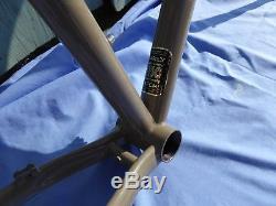 Surly Ogre Frame and Fork 2014 Medium Tannish Grey