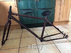 Surly Wednesday Large Fat Bike Steel Frame & Forks