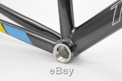 TSUNAMI Aluminium Frame Fixed Gear Fixie Track Bike Frameset Fork