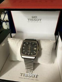 Tissot Tissonic twin fork watch ESA 9162