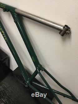 Titanflex Frame And Fork Titanium Slide Arm Aluminum Tubing