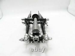 Triumph 5t Speedtwin T100 Black Painted Front Girder Fork 1936