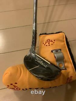 Unused Scotty Cameron JAT PROTO TYPE 5000Limited w Cover Fork Shipping by FedEx