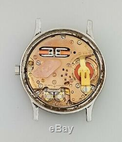 VINTAGE OMEGA CONSTELLATION CHRONOMETER F300hz TUNING FORK MENS WATCH to FIX
