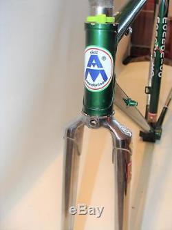 Very Nice Cicli Mondonico Diamond Columbus SLX Frameset Frame & Fork 50cm