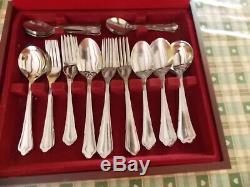 Viners Canteen Everyday Cutlery 58 Pieces Stainless Steel 18/0 Fitted Box