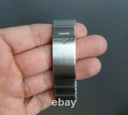 Vintage 1970's Longines Ultronic Tuning Fork Chronograph Ref. 2368 Bulova Mosaba