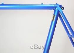 Vintage Bianchi Piaggio Limited 27 Wheel Road Bicycle 58 CM Frame & Fork