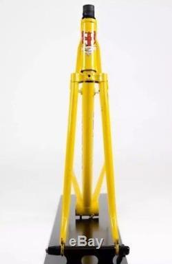 Vintage Bob Jackson Steel frame & Forks 21 Reynolds 531 Eyelets 54cm 56cm 22