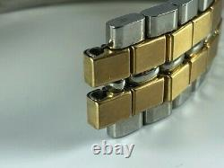 Vintage Bulova Accutron 14K Gold Filled Tuning Fork Clasp Watch Band JB Champion