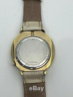 Vintage Bulova Accutron N3 Cal 2181 Tuning Fork With Date Men's Watch