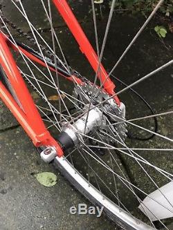 Vintage Classic 1999 Kona Caldera Rigid Steel Mountain Bike Project 2 Forks 17