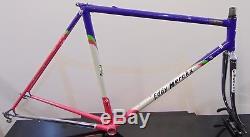 Vintage Eddy Merckx Frame & Chrome Forks Corsa Professional Team Weinmann 54cm