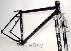 Vintage Gary Fisher Tassajara Evolution 26 Wheel Bicycle 17 Frame Manitou Fork