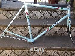 Vintage. Losa Vanni. Frame&fork. Steel L'Eroica. Columbus