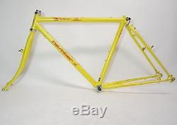 Vintage Nashbar Terra Sl 26 Inch Wheel Bicycle 19.5 Inch Lugged Frame & Fork