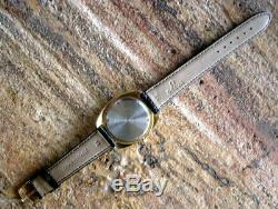 Vintage Near NOS Omega Geneve f300 hz Tuning Fork Electronic Watch LQQK