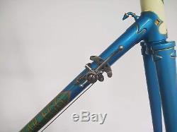 Vintage Oscar Egg Steel Frame & Forks Osgear Derailleur system 1936/7 RARE