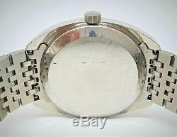 Vintage SS Tissot Tissonic (ESA9162) Tuning Fork watch cal 2010