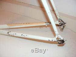Vintage Schwinn Paramount OS 650c 26 Road Frameset 58cm Frame & Fork