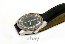 Vintage Tissot Tissonic 2010 Electronic Tuning Fork Watch (ESA 9162 F300Hz)