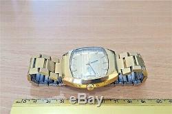 Vintage Tissot Tissonic Electronic GP Tuning Fork watch cal 2020 ESA9164