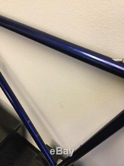 Vitus 979 Frame And Fork Aluminum British Threading 54 CM