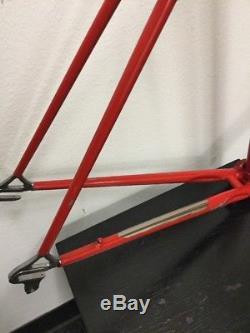 Windsor Pro Frame And Fork 53 CM Italian Threading