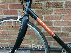 Zullo Vergine Stainless Steel Custom Built Bike, Chris King Headset, Carbon Fork